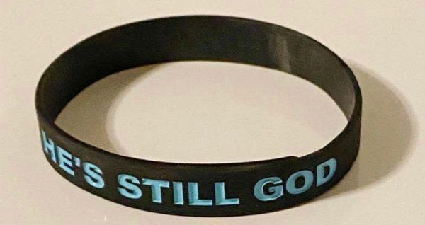 Of The Day He's Still God Bracelet