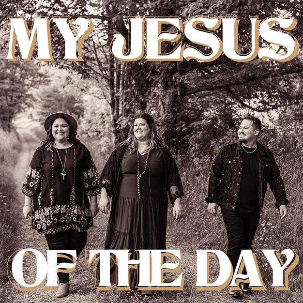 """Of The Day """"My Jesus"""" EP"""
